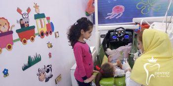 اتاق مخصوص کودکان